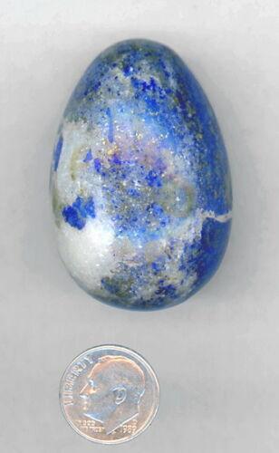 Lapis Lazuli Gemstone Egg   Lot #5