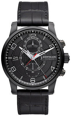 MODEL: 106507 | BRAND NEW MONTBLANC TIMEWALKER LIMITED EDITION 43MM MEN'S WATCH