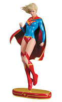 DC Comics Cover Girls Supergirl Statue available in store!