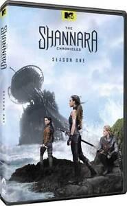 THE SHANNARA CHRONICLES COMPLETE SEASON 1 DVD---BRAND NEW/SEALED Wynn Vale Tea Tree Gully Area Preview