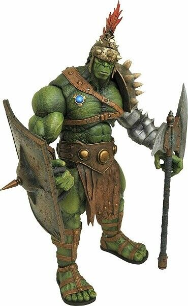 Marvel Select Planet Hulk Figur  action Neu