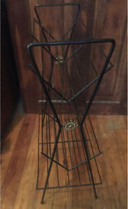 Mcm Wire Book Rack / Stand