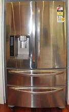 1 YEARS 4 DOOR LG Ice  Water Dispenser French Door CAN DELIVERY Box Hill Whitehorse Area Preview