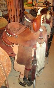 "15"" Simco barrel saddle"