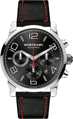 109345   MONTBLANC TIMEWALKER   BRAND NEW CHRONOGRAPH AUTOMATIC MENS WATCH
