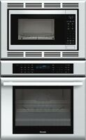"THERMADOR MEMC301ES 30"" Built-In Combo Oven/Microwave  NEW"