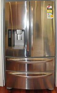 1 YEARS 4 DOOR LG IceWater Dispenser French Door delivery Box Hill Whitehorse Area Preview