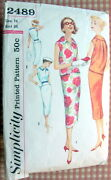 50s Sewing Pattern