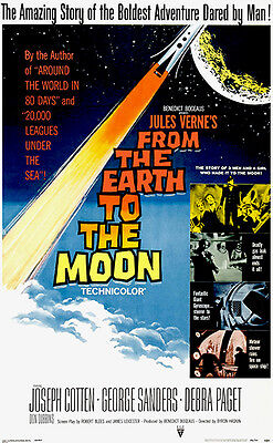 From The Earth To The Moon - 1958 - Movie