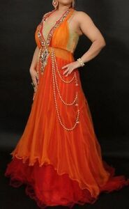 Fall Colour Gown
