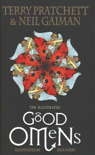 Illustrated Good Omens : The Nice and Accurate Prophecies of Agnes Nutter, Wi...
