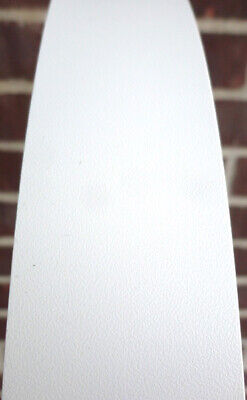 White Melamine Edgebanding Roll 1 X 120 With Hot Melt Preglued Adhesive 140
