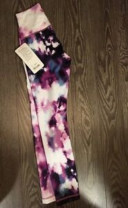Lululemon blooming pixie high time wunder under Pant