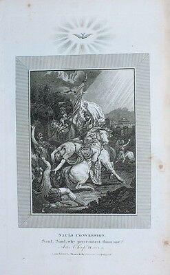 Damaskuserlebnis Apostel Paulus Damaskus Bibel Saulus Bekehrung Israel Synagoge