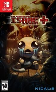 Nintendo Switch The Binding of Isaac : Afterbirth+ (1st edition)