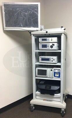 Stryker - 1188 Hd Crossfire Video Arthroscopy Tower System - Endoscope Endoscopy
