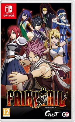 Fairy Tail (Nintendo Switch) **Pre Release**