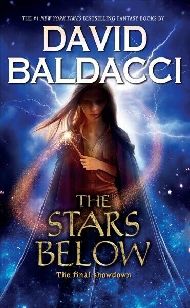 Stars Below, Paperback by Baldacci, David, Brand New, Free shipping in the US
