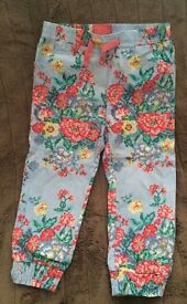 JOULES trousers age 2-3