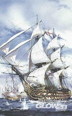 Heller HMS Victory Modellschiff Schiff Bausatz Schiffsmodell 2107 Teile 1:100
