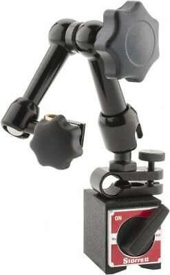 Starrett 70 Lb Magnetic Force Fine Adjustment Indicator Positioner Holder ...