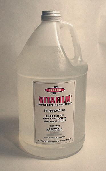 VITAFILM Film Cleaner and Conditioner GALLON Size