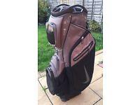 Nike Golf Performance II Cart Bag - MINT