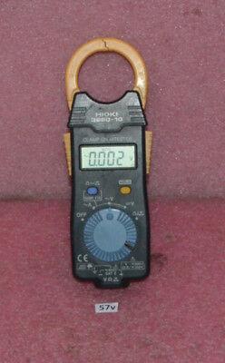 Hioki Clamp On Hi Tester Model 3280-10.
