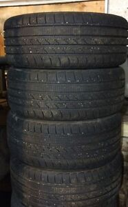 Audi winter wheel and tire package Regina Regina Area image 2