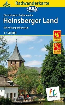 Wandern Wanderkarten (Radwanderkarte BVA Radwandern im Heinsberger Land 1:50.000)