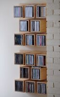 CD rack set