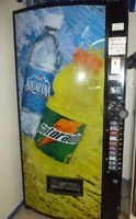 Cold Drink Vending machine - Excellent condition,Takes New Coins