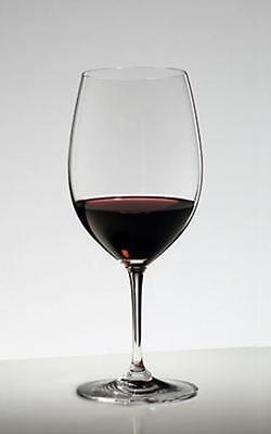 8  RIEDEL VINUM Bordeaux Cabernet Sauvignon / Merlot  6416/0  NEU,1. Wahl ,OVP Riedel Vinum Bordeaux Cabernet