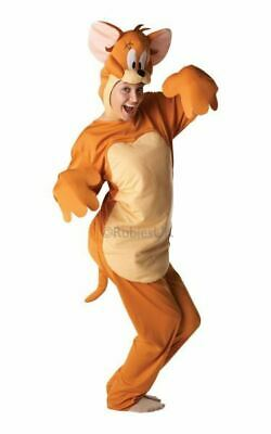 Fancy Dress Sale (SALE! Adult Licensed Cartoon Tom & Jerry Mouse Fancy Dress Costume Party Outfit)