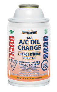 12A A/C Oil Charge 4 oz