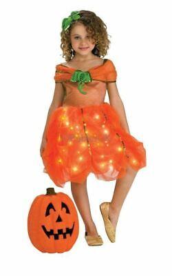 Childs Twinkle Pumpkin Princess Halloween Fancy Dress Costume Girls Dress Up (Halloween Costumes Pumpkin Princess)