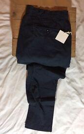 Men's j crew trousers