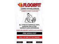 Carpet & Vinyl fitter