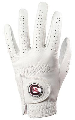 South Carolina Gamecocks Ncaa Licensed Cabretta Leather Golf Glove