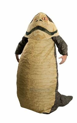 S Jabba The Hutt Inflatable Fancy Dress Costume Party Outfit (Jabba Kostüm)