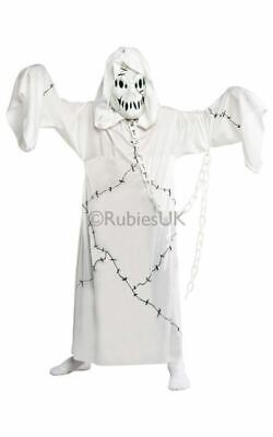 Kids Cool Ghoul Ghost Girls / Boys Halloween Party Fancy Dress Costume Outfit ()