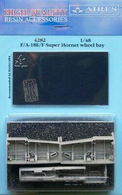 Aires Hobby 1/48 F/A18E / F Ruota Bay per Hsg 4282