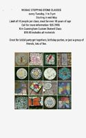 Mosaic Stepping Stone Classes