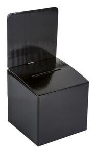 5 charity boxes new