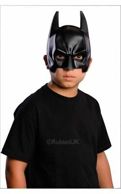 Halloween Half Masks Sale (SALE! Kids Licensed Superhero Batman Mask Halloween Fancy Dress Party)