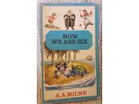 NOW WE ARE SIX, A A Milne, UK pb 1968 (9780416225907) for sale  Southend-on-Sea, Essex