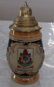 Albert Jacob Thewalt Vintage Stein - 7 1/2 inches