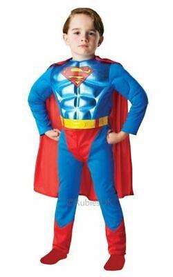 SALE! Kids Marvel Superhero Superman Boys Hero Fancy - Marvel Superman Kostüm
