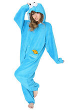 Cookies Monster Elmo Onesies Unisex Costume Cosplay Pajama Lonsdale Morphett Vale Area Preview