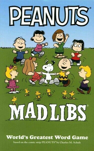 Peanuts Mad Libs, Paperback by Matheis, Mickie, Brand New, Free shipping in t...